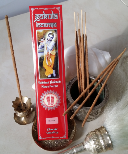 Chandan Incense Sticks - 20 grams